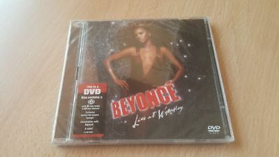 Beyonce live at wembley cd + dvd concert nuovo sigillato