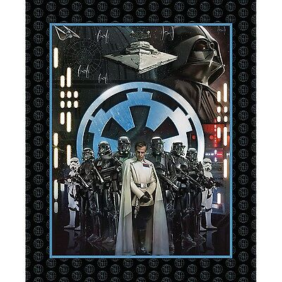 Star Wars Panneau de Rogue Unique Film 91.4cm X 112cm par Camelot Cottons