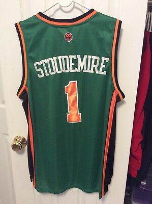 38f731b49 ... shopping amare stoudemire new york knicks st. patricks day green jersey  size large cbe39 65946