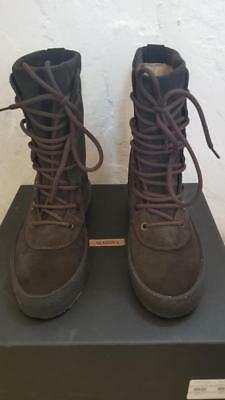 21573f2acbc YEEZY SEASON 2 Military Crepe Boot Oil Limited Black Eur 43 Us 10 ...
