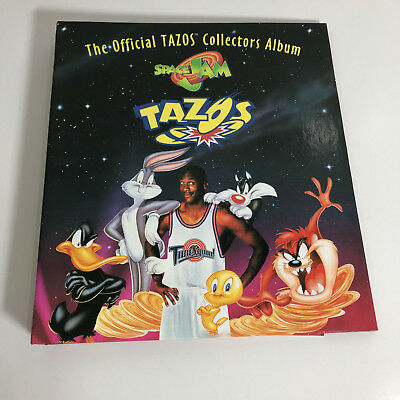VINTAGE 90S Tazos Looney Tunes, SPACE JAM Frito Lay 1-80 + RARE - NEAR COMPLETE