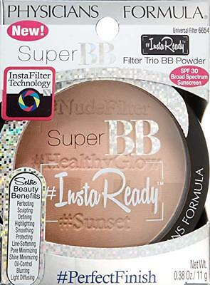 Physicians Formula Super BB Filter Trio BB Powder Insta Ready ~ Universal Filter