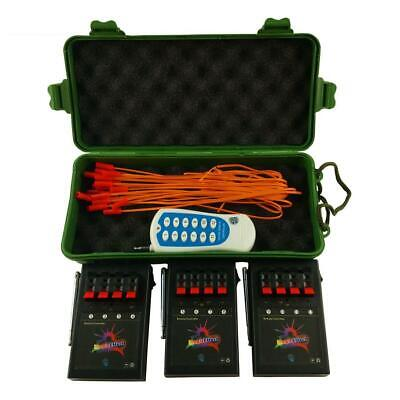 Wireless 12CH Fireworks Firing System+Remote Switch pyrotechnic equipment