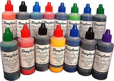 15 Assorted color Calligraphy Ink 60 ml x 15 Colors