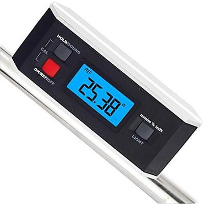 Inclinometer, Digital Protractor Angle Finder Level 2DAY SHIP