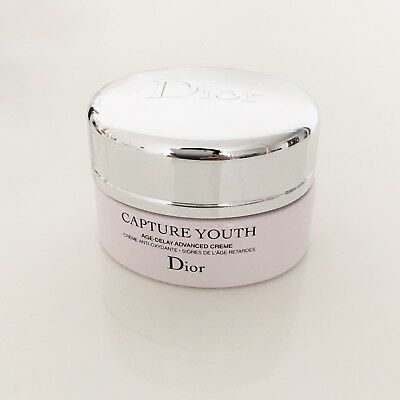 Brand New Dior Capture Youth Age-Delay Advanced Crème 15ml TRAVEL SIZE