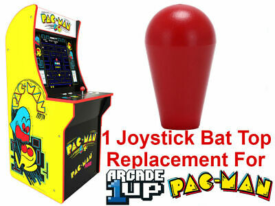 Arcade1up Pacman Rampage Street Fighter Galaga Pac-Man Joystick Bat Top Handle 1