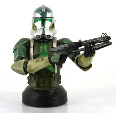 Gentle Giant Star Wars Commander Gree Mini-Bust - Clonetrooper, Sith, Jedi