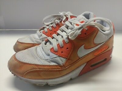 78f36b4450 NIKE AIR MAX 90 Sneakerboot Running Shoes 616314-003 Men's Size 9.5 ...