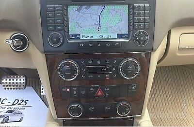 Mercedes Benz Navigation DVD Europe Comand APS NTG2 V19 2017/2018