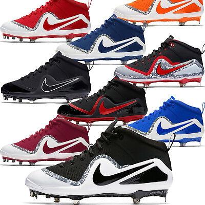 c73dd2827afdc NEW NIKE FORCE ZOOM TROUT 4 Mid Metal Mens Baseball Cleats -  28.31 ...