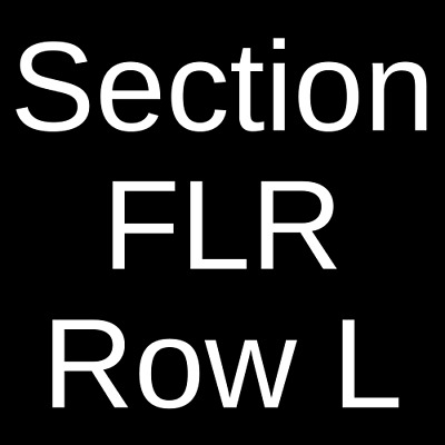 2 Tickets John Mellencamp 4/18/19 Rapid City, SD
