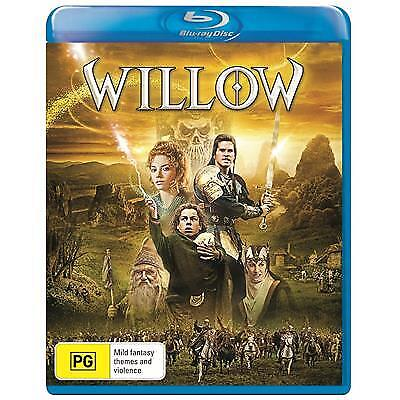 Willow : 30th Anniversary Edition (Blu-ray, 2019) (Region B) New Release