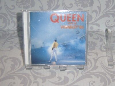 "Queen "" Live At Wembley"" Double Cd Slim Case"