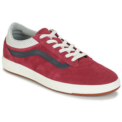 SNEAKERS Scarpe donna Vans AUTHENTIC Rosso Rosso Cuoio