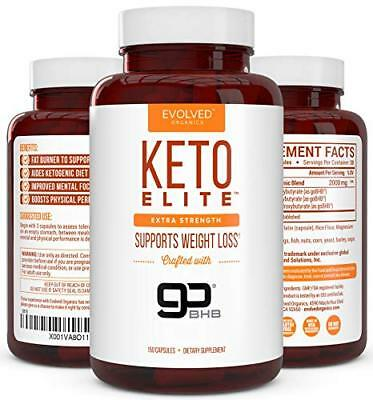 Keto Diet Pills 2000mg- Ketosis Pill for Fat Burn, Weight Loss, Energy and Focus