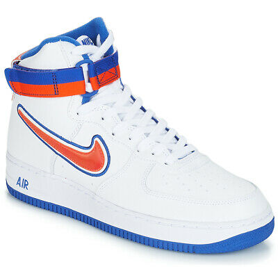 the best attitude 4ff79 91887 Sneakers Scarpe uomo Nike AIR FORCE 1 HIGH07 LV8 SPORT Bianco Cuoio Nike.