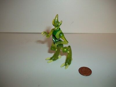 Ben 10 Crashhopper Clear Figure, 4 Inches,10 cm,Aliens,Omniverse,See Others