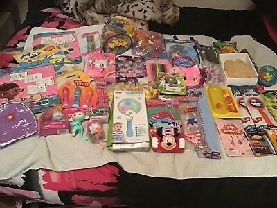 Joblot Of Toys Items New Box 18R Carboot Market