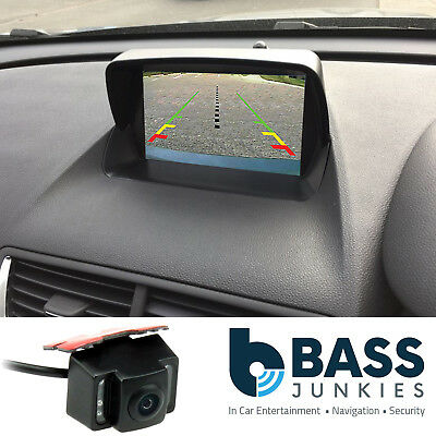 Buick Encore 2012> In Reverse Camera Interface & Universal Car Reverse Camera