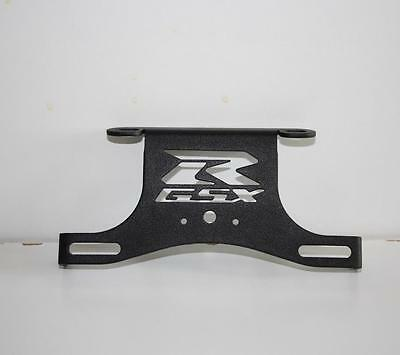 Support De Plaque Suzuki Gsxr 600 750 2008 2009 2010 Noir