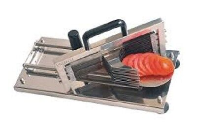 Tomato Slicer Cutter Chopper Stainless Steel Food Vegetable Prep Machine