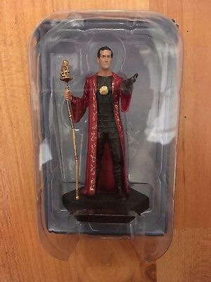 Bbc Series Doctor Who Dr Issue 11 Rassilon Eaglemoss Figurine Collectables