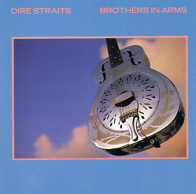 Dire Straits - Brothers In Arms - CD-Album - 1985 - Remastered 1996