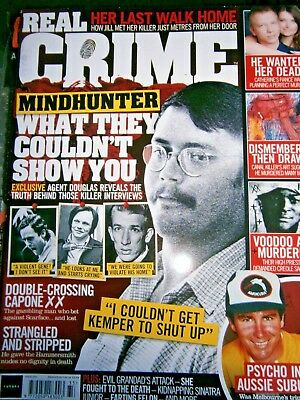 Real Crime Magazine Issue 33 (new) 2017