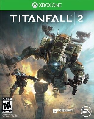 Titanfall 2 Microsoft XBOX One Brand New Sealed Fast Shipping