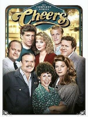 Cheers: The Complete Series DVD BOX SET