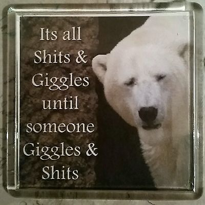 Fridge Magnet Quotes Saying Collector Gift Present Novelty Funny