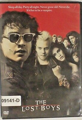 DVD Movie THE LOST BOYS  in Original Jacket