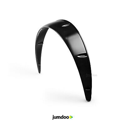 Universal JDM Fender flares over wide body wheel arches ABS 120mm 2pcs