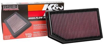 Washable OE Drop-In Replacement Air Filter for 2007-2017 Wrangler 3.6//3.8 Green