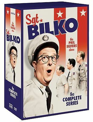 Sgt. Bilko The Phil Silvers Show  Complete Series DVD Box Set