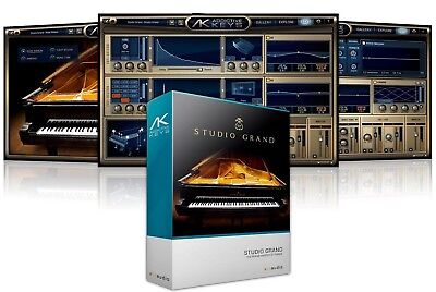 XLN audio | Addictive Keys, Studio Grand - Virtual Instrument Plugin(VST/AU/AAX)