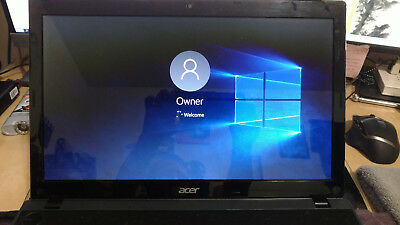 Acer Aspire 5733Z/Pentium P6200 Dual 2.13ghz/4gb/120 SSD/Windows 10 Pro/and MORE