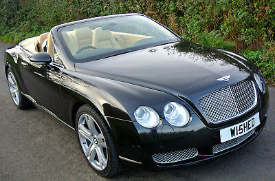 2007 mdl  BENTLEY CONTINENTAL GTC Convertible   px