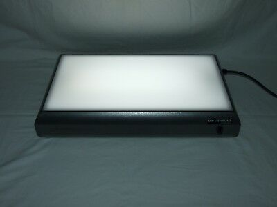DW Viewbox Desk Top / Table Top Professional Radiology Lightbox (Fully Working)