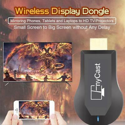MX18 Miracast Any Crome Cast AirPlay HDMI TV Stick WiFi Display Receiver Dongle