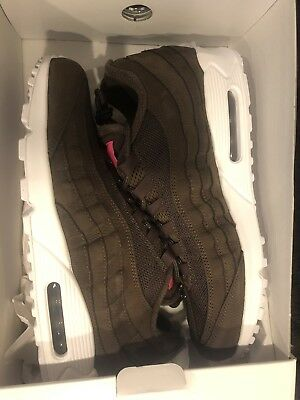 f5bc803d88 NIKE AIR MAX AM 90/95 Hybrid Nike By You Patta NikeID SOLD OUT US10 ...