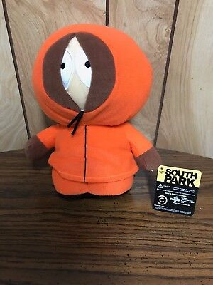 Kenny South Park Plush Toy with Tags Funny Cartoon Cartman