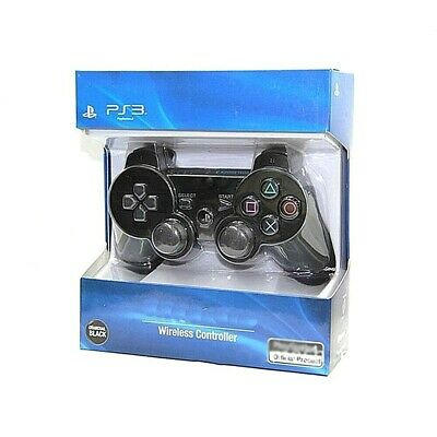 New Dualshock PS3 Wireless Control Pad PS3 Controller Bluetooth UK Stock