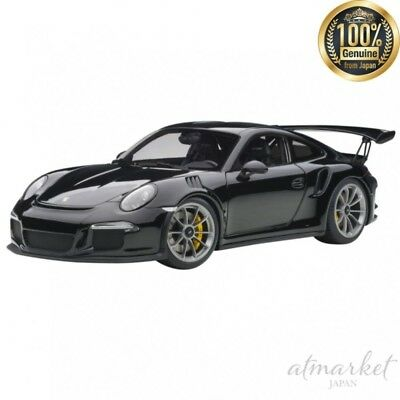 AUTOart Mini Car 78164 1/18 Porsche 911 GT3 RS Black finished product from JAPAN