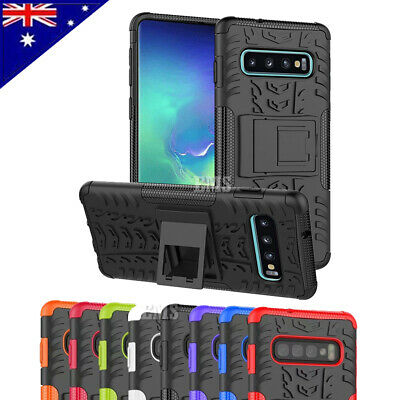 Heavy Duty Tough Shockproof Case Cover For Samsung Galaxy S10e S10 S10+ Plus