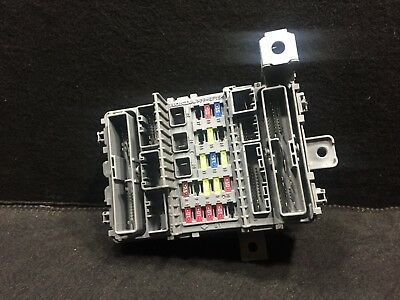 08 09 10 11 12 Honda Accord Coupe Interior Fuse Box Right/Penger Side Honda Accord Coupe Fuse Box on