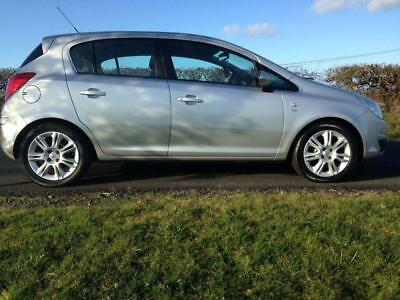 2008 Vauxhall Corsa 1.2 2008MY SXi Manual 5Doors With 12 Month MOT PX Welcome