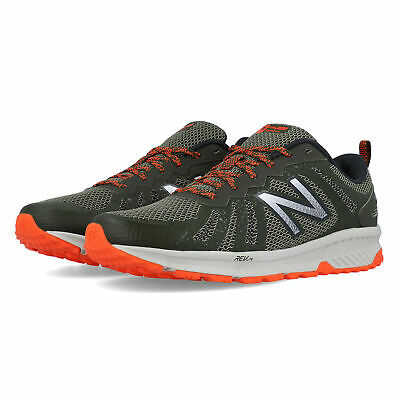 189fa1ded8 NEW BALANCE MENS 590V4 Trail Running Shoes Trainers Sneakers Green Sports