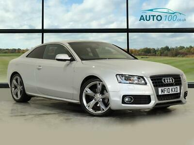 2010 Audi A5 20 Tfsi S Line Special Edition Multitronic 2dr